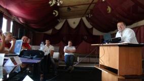 Партнерский семинар Торк2012