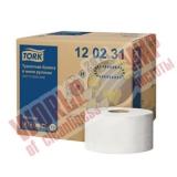 120231 туалетная бумага торк в мини-рулонах