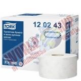 120243 туалетная бумага торк в мини-рулонах