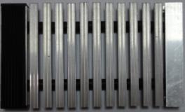 Решетка придверная М1