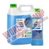 """Очиститель после ремонта """"Cement Cleaner"""" Grass"""