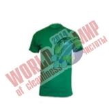 Футболка зеленая с логотипом Grass
