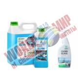 Очиститель стекол «Clean Glass» бытовой Grass