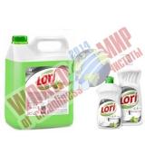 Средство для мытья посуды «LORI Premium» лайм и мята Grass