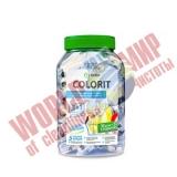 Таблетки для посудомоечных машин «Colorit 5 в 1» Grass
